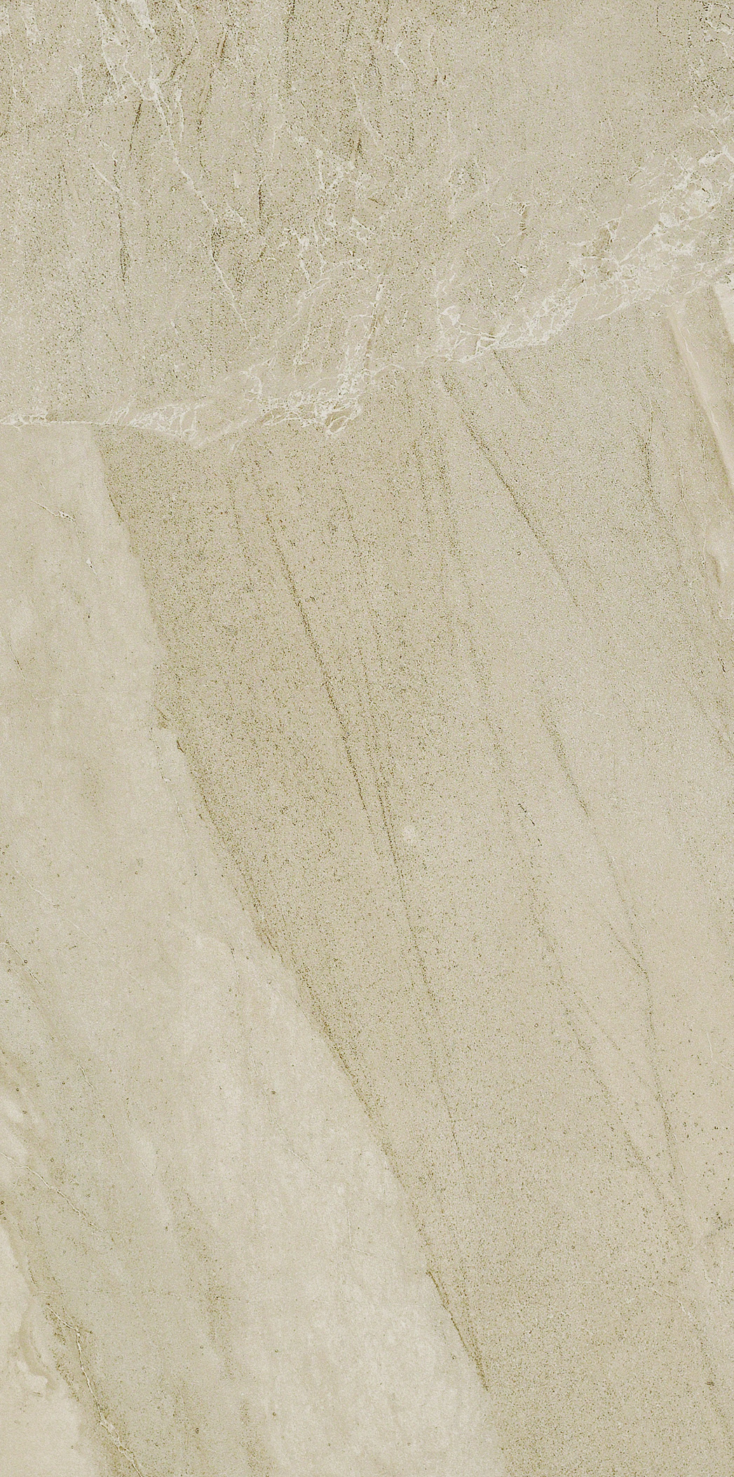 Beige Polished Porcelain Tile