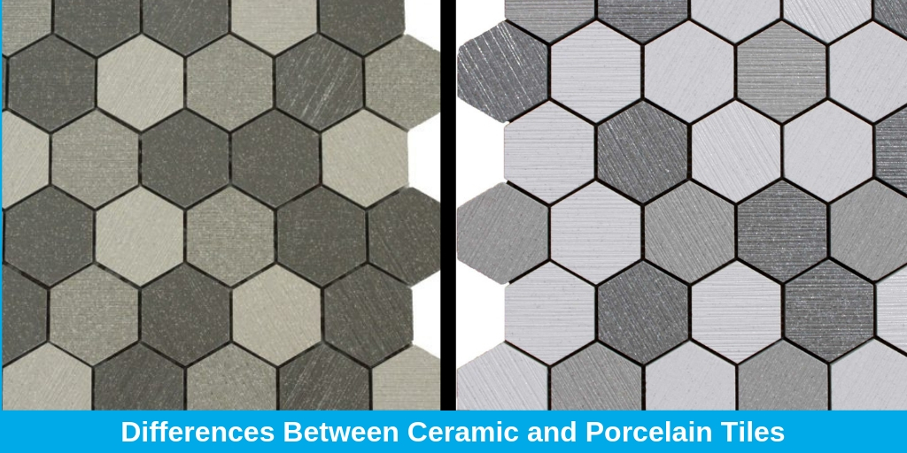 5 Major Differences Between Ceramic and Porcelain Tiles