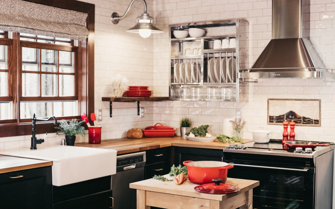 Top 6 Kitchen Backsplash Tile Options to Beautify Your Kitchen